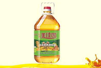 美佳園 多元營養調和油