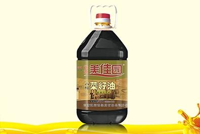 邵通美佳園 小榨菜籽油
